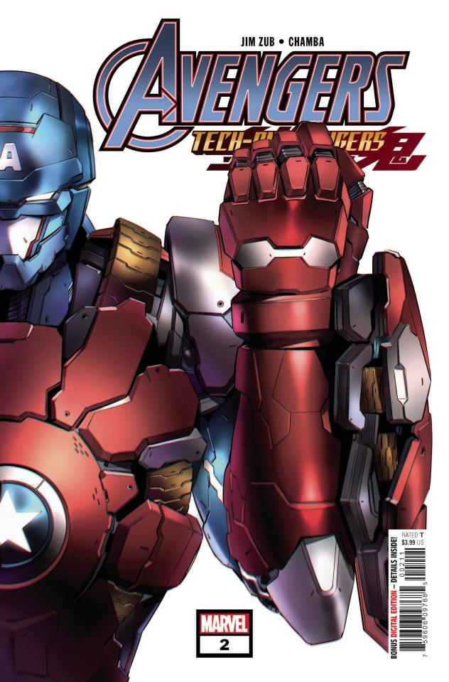 Avengers: Tech-On #2