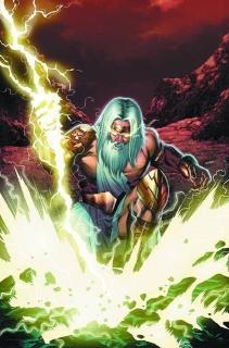 Godstorm #1 (Spay Cover)