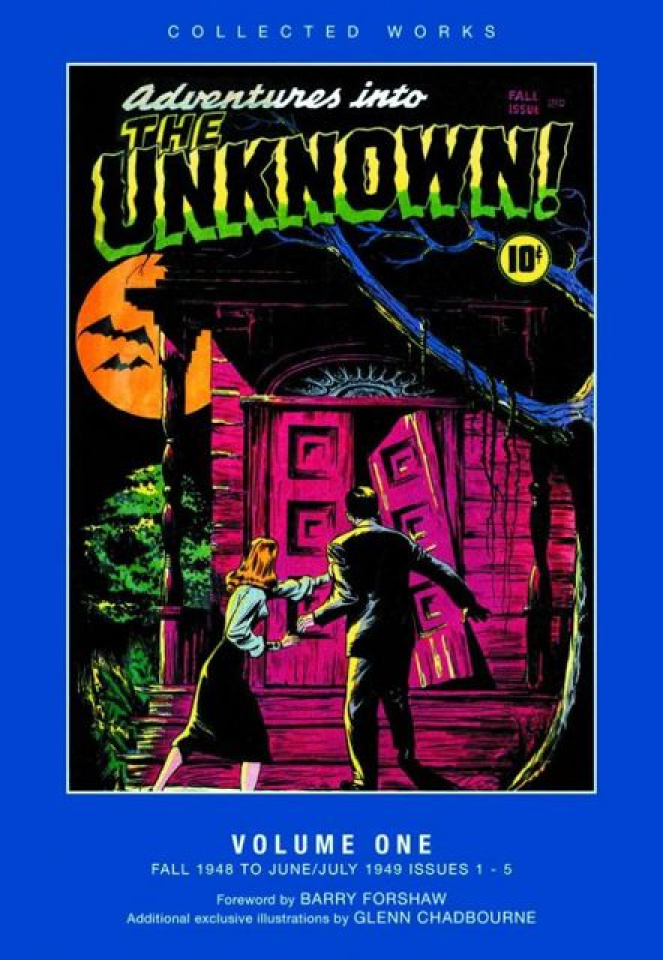 Adventures Into the Unknown! Vol. 1