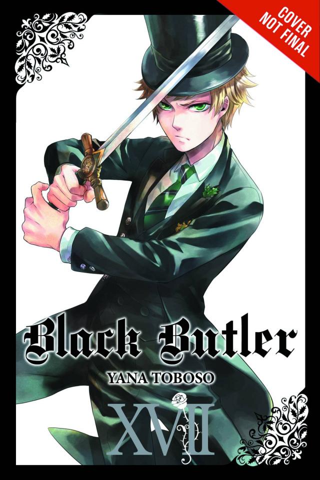 Black Butler Vol. 17