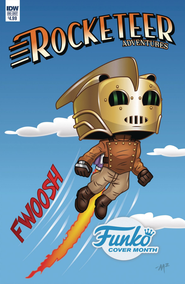 The Best of Rocketeer Adventures (Funko Edition)