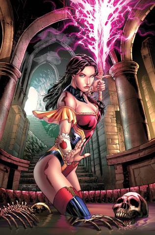 Grimm Fairy Tales #11 (Vitorino Cover)