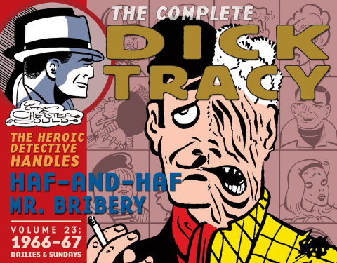 The Complete Chester Gould Dick Tracy Vol. 23