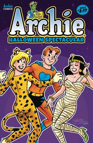 Archie Halloween Spectacular #1
