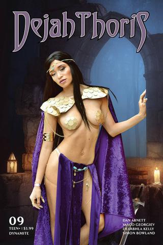 Dejah Thoris #9 (Mai S Cosplay Cover)