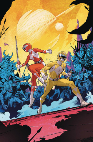 Go, Go, Power Rangers! #14