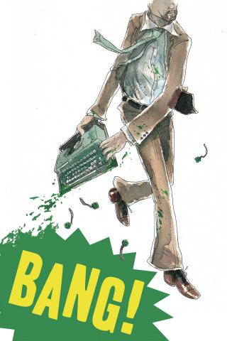 Bang! #5 (Kindt Cover)