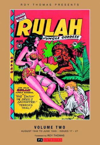 Rulah: Jungle Goddess Vol. 2