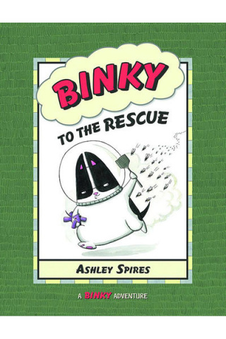 Binky Vol. 2: To the Rescue