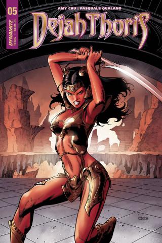 Dejah Thoris #5 (Chen Cover)