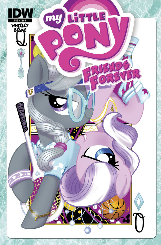 My Little Pony: Friends Forever #16