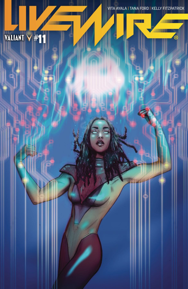 Livewire #11 (Lotay Cover)