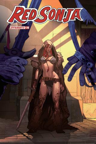 Red Sonja #20 (Stott Cover)