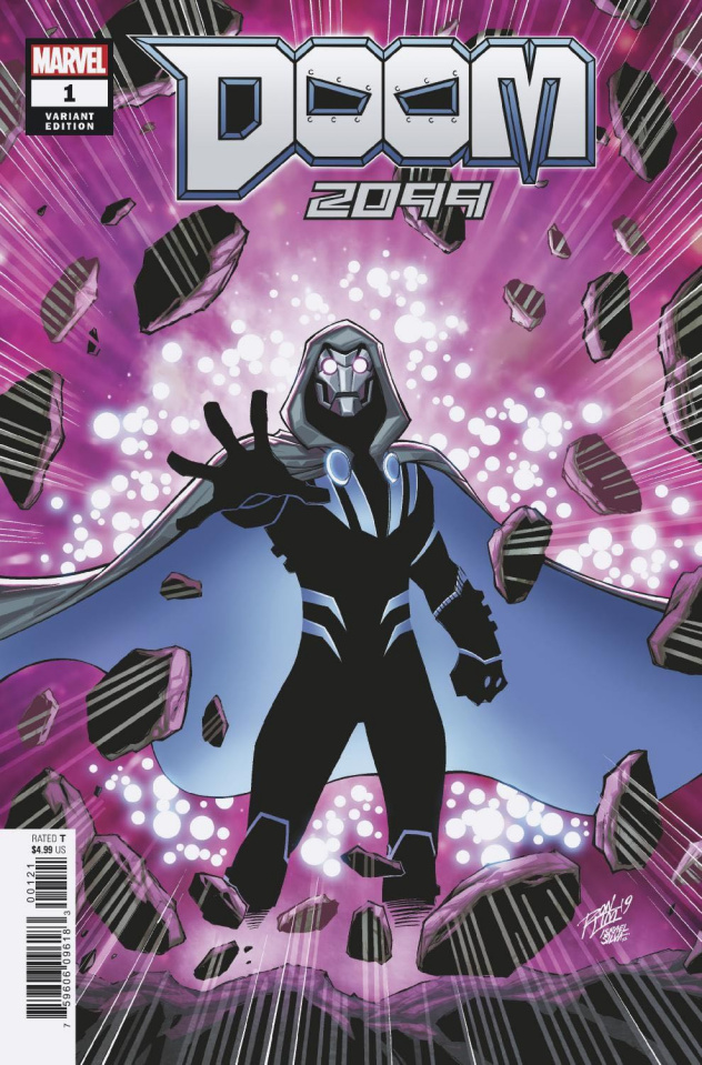 Doom 2099 #1 (Ron Lim Cover)