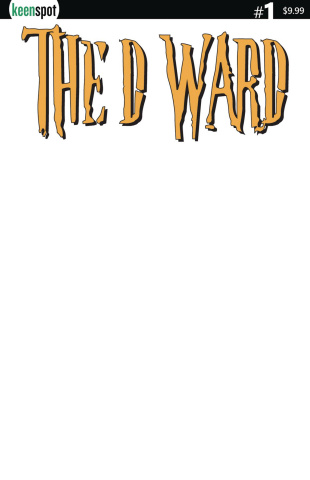 The D Ward #1 (Blank Sketch Cover)