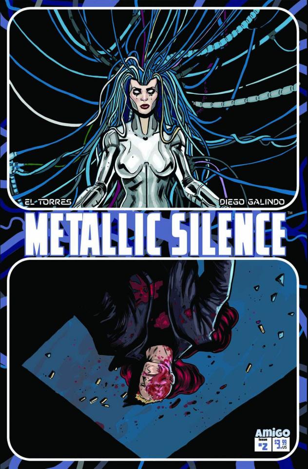 Metallic Silence #2