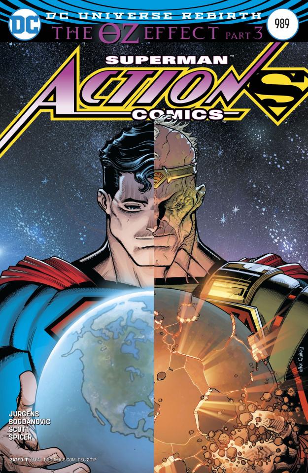 Action Comics #989 (Oz Effect)