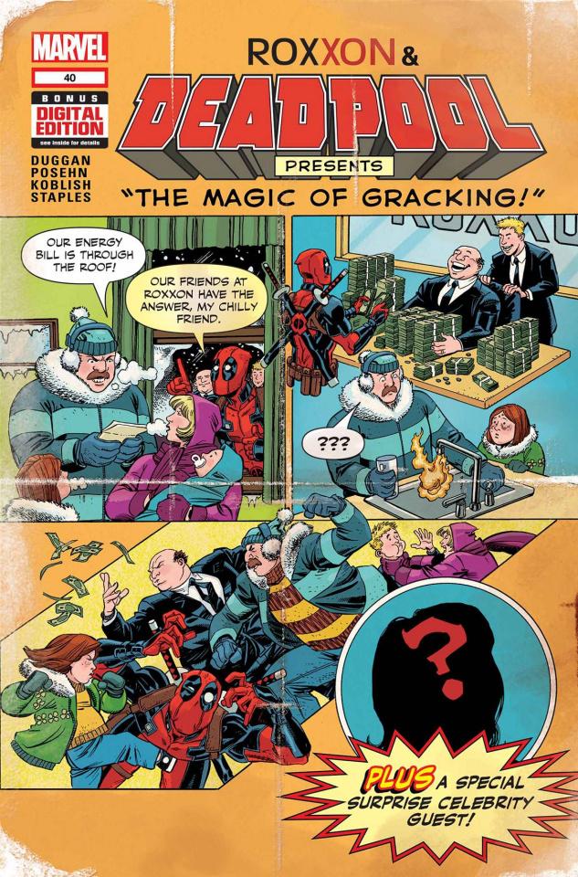 Deadpool #40