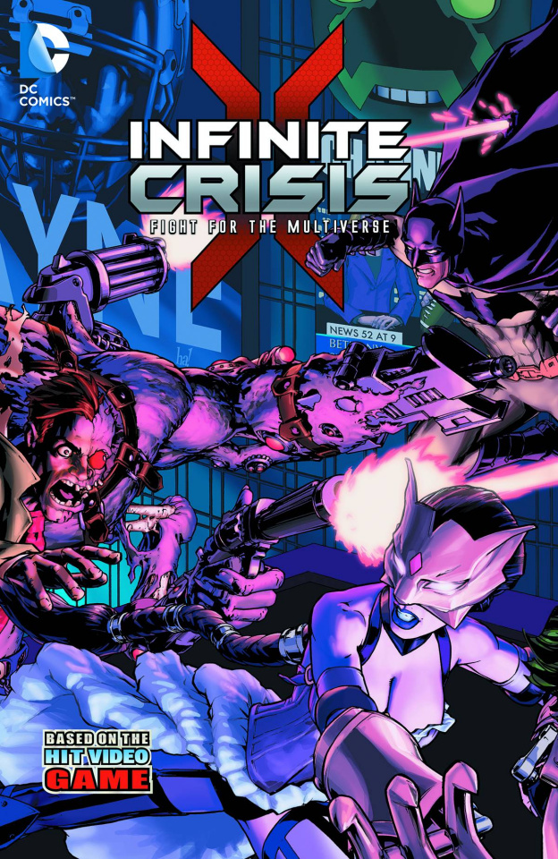 Infinite Crisis: The Fight for the Multiverse