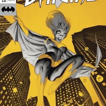 Batgirl #28 (Foil Cover)