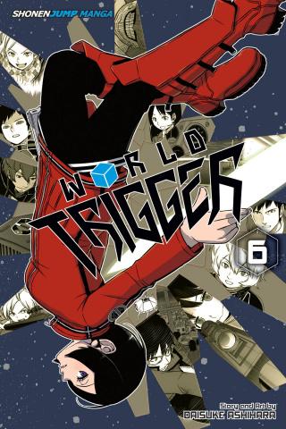 World Trigger Vol. 6