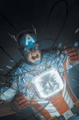 Captain America #5 (Romita Cover)