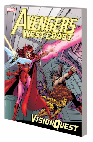 Avengers West Coast: VisionQuest