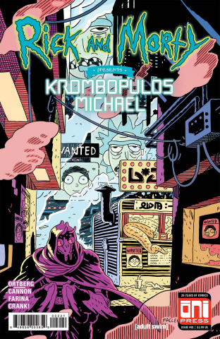 Rick and Morty Presents Krombopulous Michael #1 (MacLean Cover)