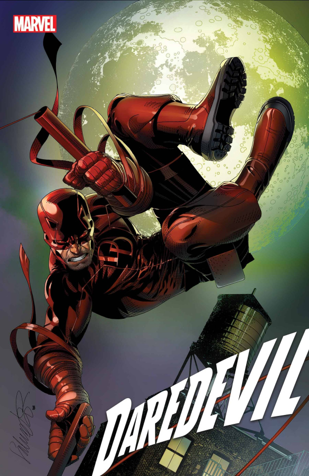 Daredevil #25 (Larroca Cover)