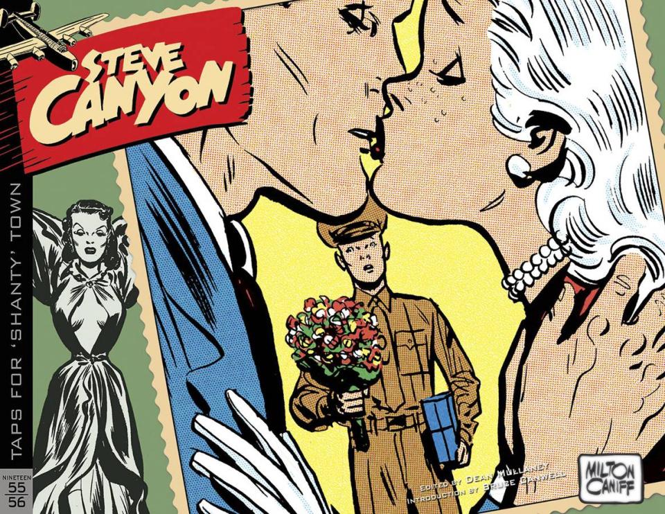 Steve Canyon Vol. 5: 1955-1956