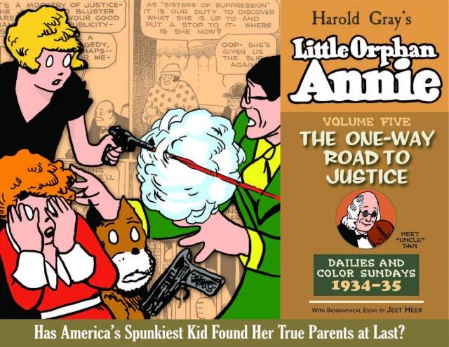 Little Orphan Annie Vol. 5