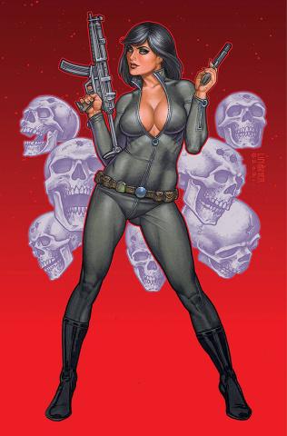 Jennifer Blood #1 (Linsner Virgin Cover)