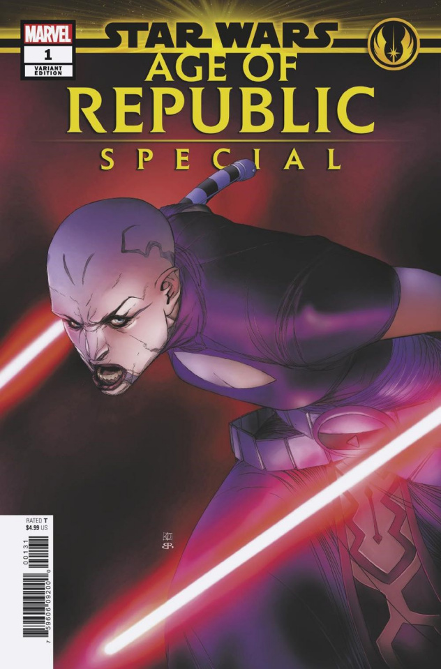 Star Wars: Age of Republic Special #1 (Pham Cover)