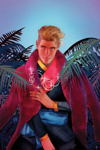 Peter Cannon: Thunderbolt #5 (20 Copy Anka Virgin Cover)