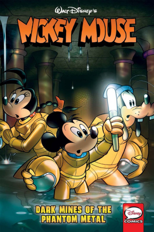 Mickey Mouse: Dark Mines of the Phantom Metal
