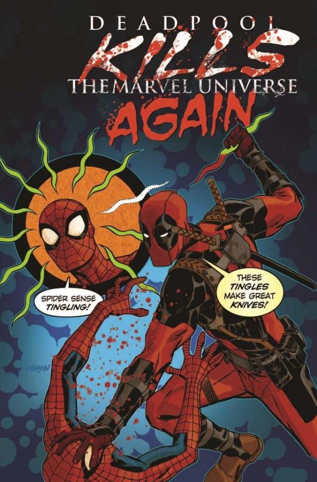 Deadpool Kills the Marvel Universe Again #2