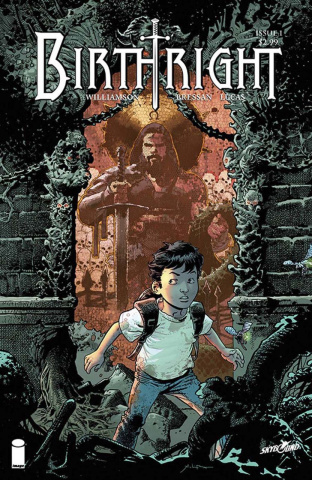 Birthright #1 (2nd Printing)