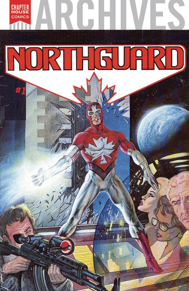 Chapter House Archives #1: Northguard (Morrissette Cover)