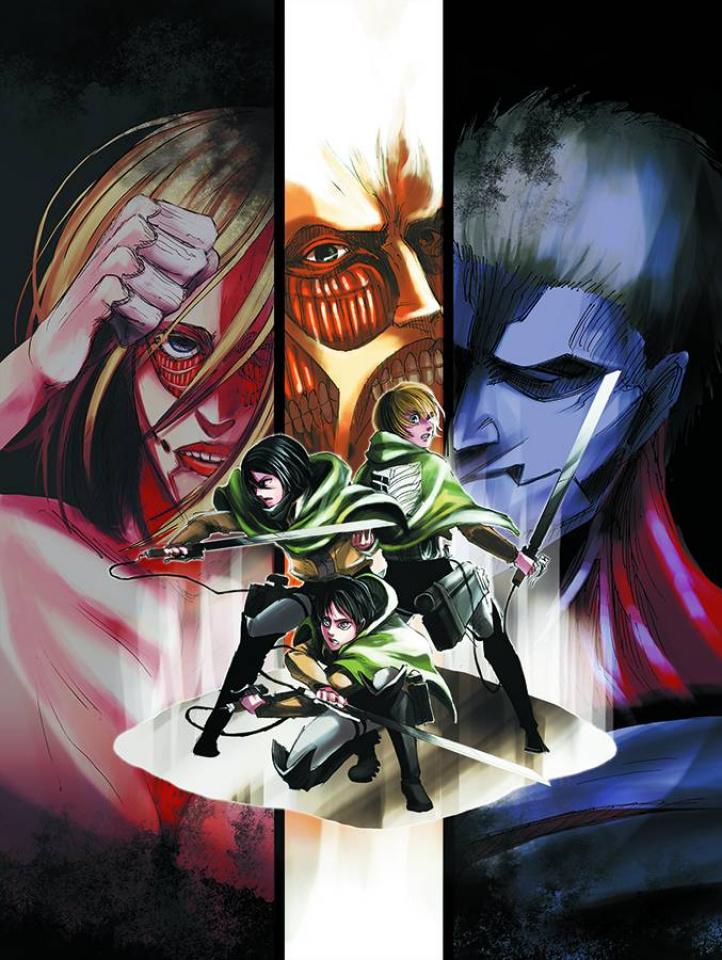 Attack on Titan Vol. 15