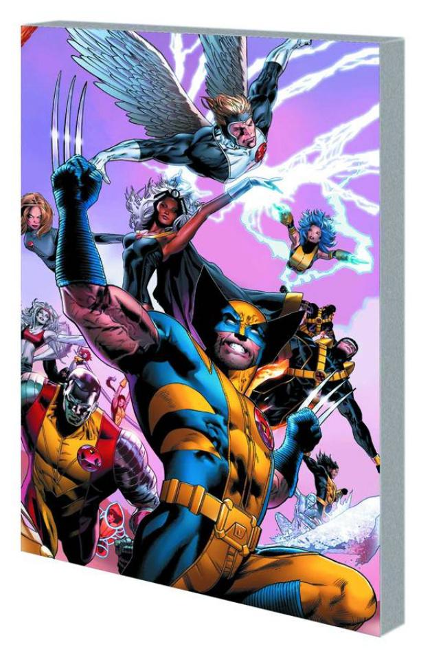 Uncanny X-Men by Fraction Vol. 1