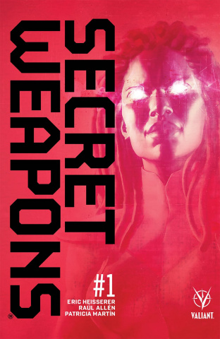Secret Weapons #1 (3rd Printing)