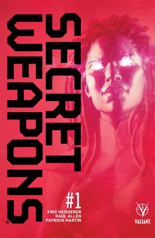 Secret Weapons #1 (3rd Printing)