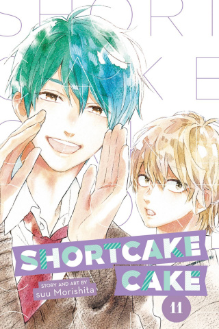 Shortcake Cake Vol. 11