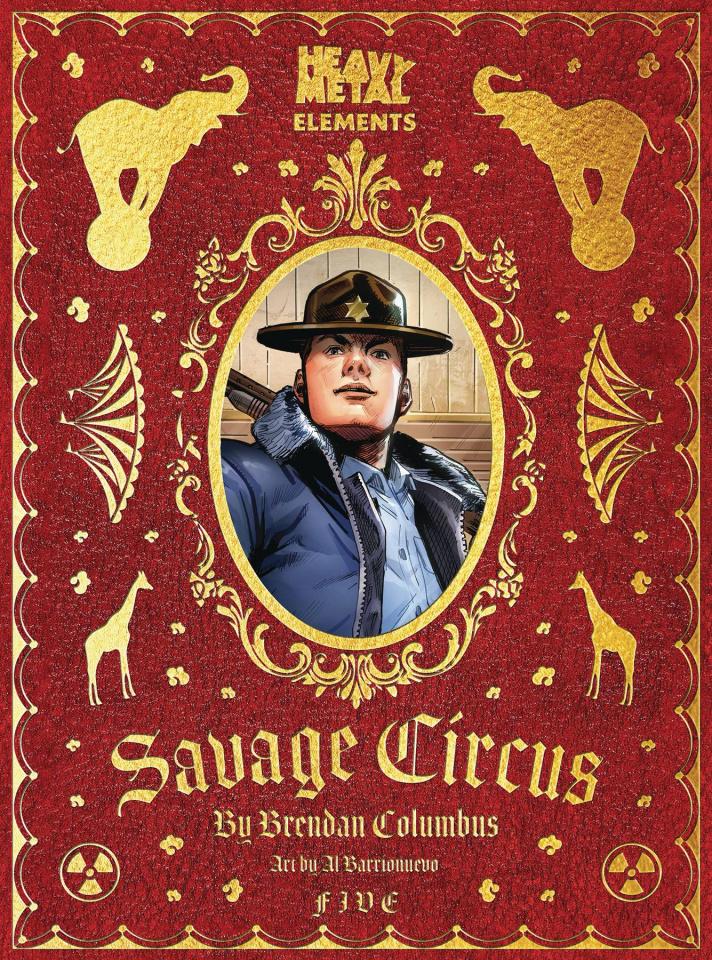 Savage Circus #5