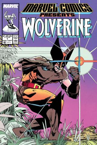 Wolverine: Save Tiger #1 (True Believers)