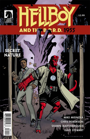 Hellboy and The B.P.R.D. 1955: Secret Nature #1