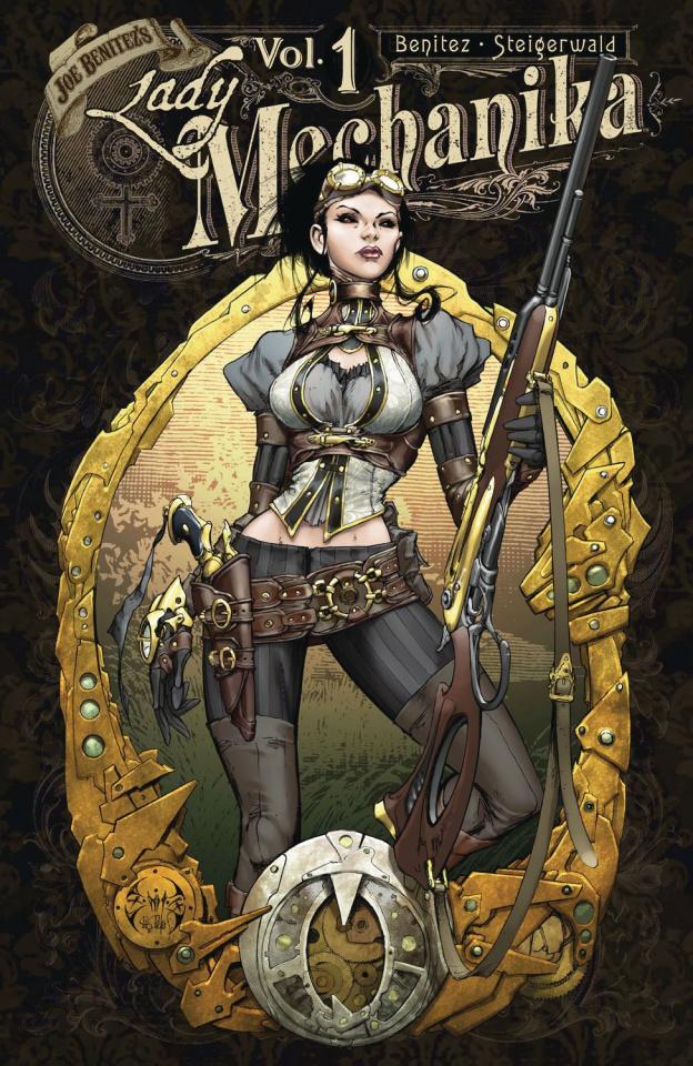 Lady Mechanika Vol. 1 (Oversized Edition)