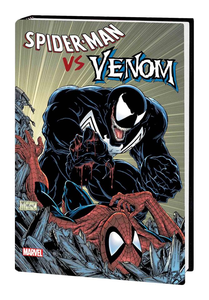 Spider-Man vs. Venom (Omnibus)