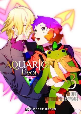 Aquarion: Evol Vol. 3