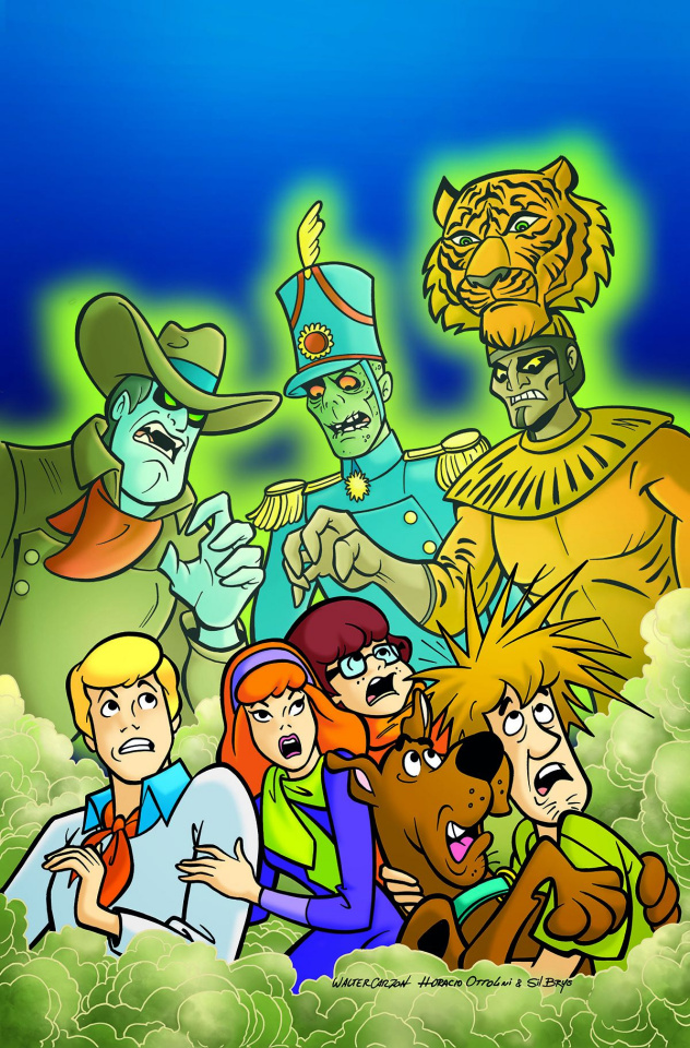 Scooby-Doo! Where Are You? #74